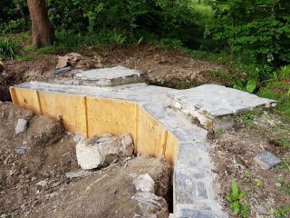 APW Water Feature Construction -5