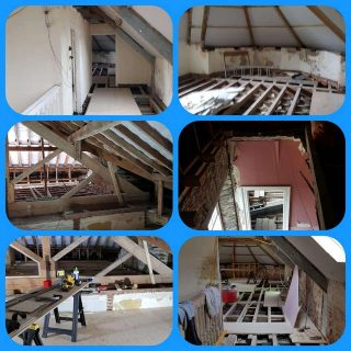 Mansion Attic Conversion 11