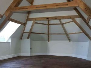 Mansion Attic Conversion