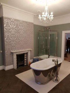 Bridal Suite Bathroom
