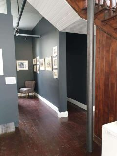 Canfas Gallery Renovation