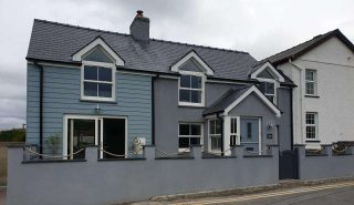 Cottage Renovation Aberporth, West Wales